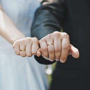 Wedding Ring On Fourth Finger Star Wedding Rings