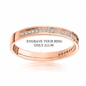 Engrave your Ring